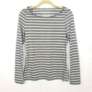 Areopostale striped long sleeve shirt